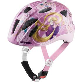 Alpina Ximo Helmet Kinder disney rapunzel